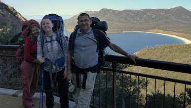 Photo: Happy Hikers