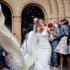 Wedding photographer Chomi Delgado (chomidelgado). Photo of 22.03.2018