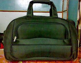 Photo: Travel Bag Trolley - 598