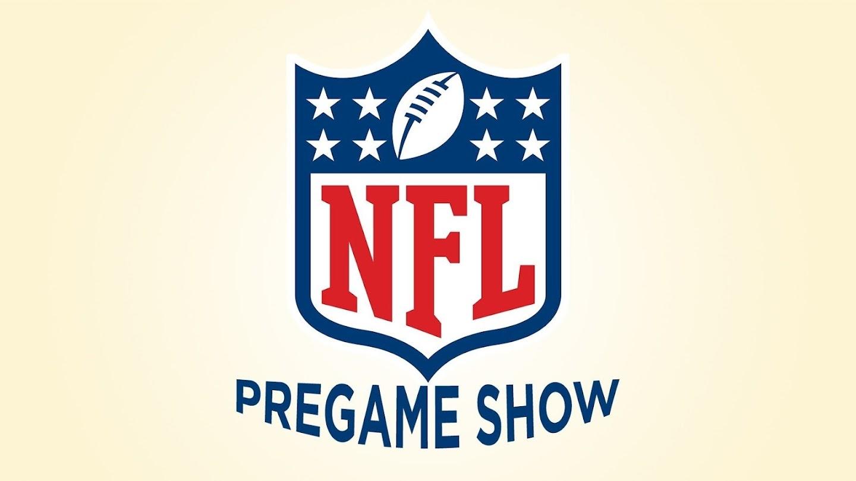 Watch NFL Pregame Show live