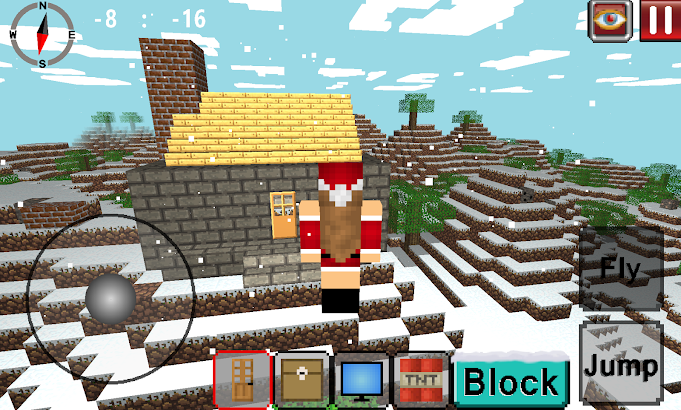 Snowing Craft screenshot