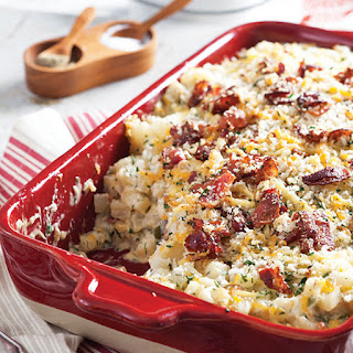 Herbed Bacon and Hash Brown Casserole Recipe
