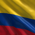 colombian flag wallpaper icon