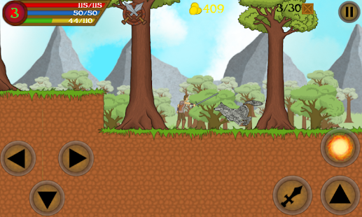 Guney's adventure Screenshot