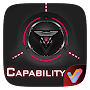 Capability V Launcher Theme APK icon