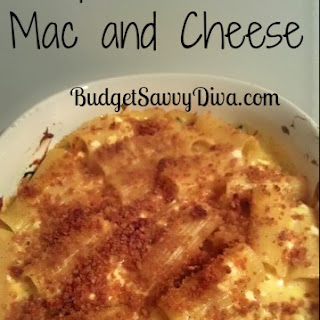 Spectacular Mac and Cheese