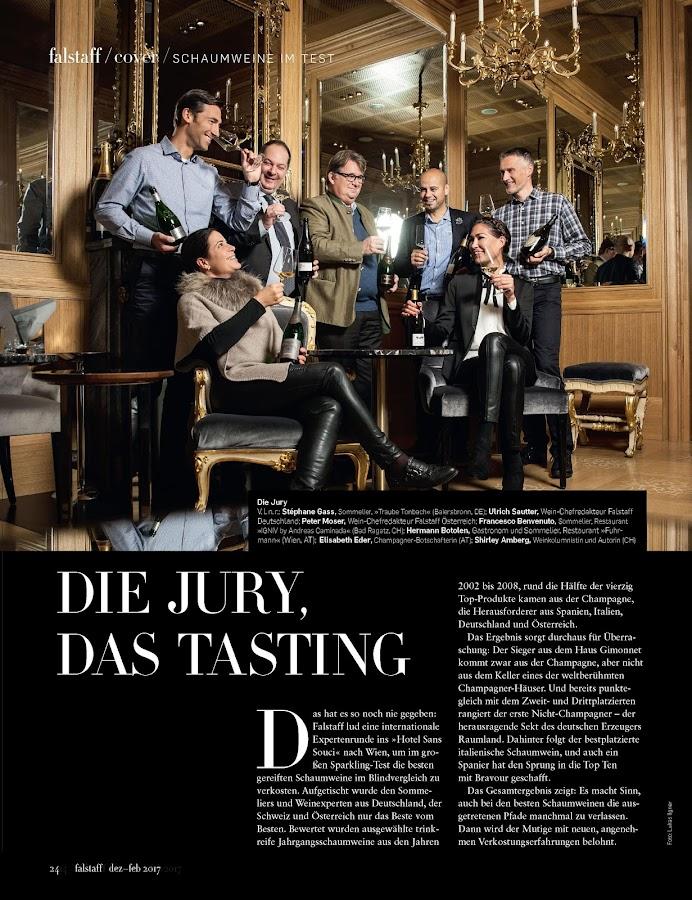 Falstaff Deutschland – Screenshot