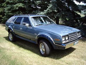 Photo: Earl Dyck's '83 Eagle Wagon