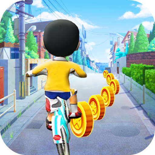 Super Nobita Bike Adventure Go