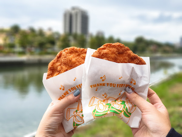高雄鳳山|媽祖港橋雞蛋酥-最佳銅板點心,如菠蘿麵包酥軟