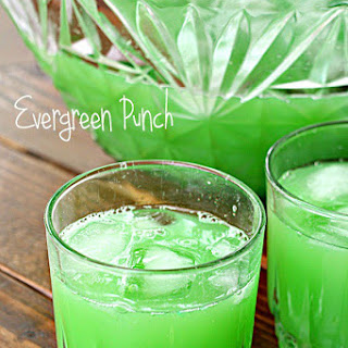 Evergreen Party Punch Recipe