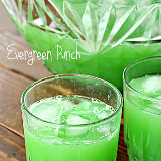 Evergreen Party Punch.
