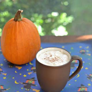 Drunken Pumpkin Spice Latte