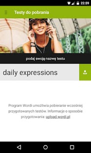 Wordi Learning with Flashcards- screenshot thumbnail