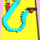 Download Domino Fall 3D - Relaxing endless ball & hit game For PC Windows and Mac