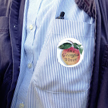 Photo: It took me only 11 minutes for early voting this morning. Vote, it's important! (unless you'd be voting for those guys ;)