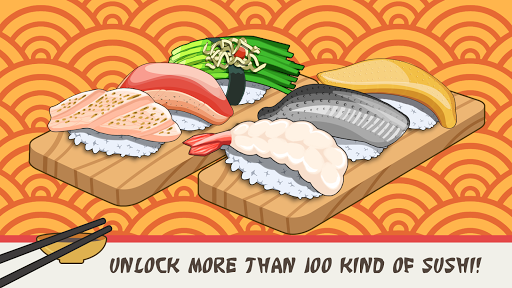 Sushi Friends-Best&Fun Restaurant Game for Girls 1.0.3 screenshots 4