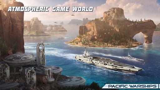 Pacific Warships: World of Naval PvP Warfare apktram screenshots 4