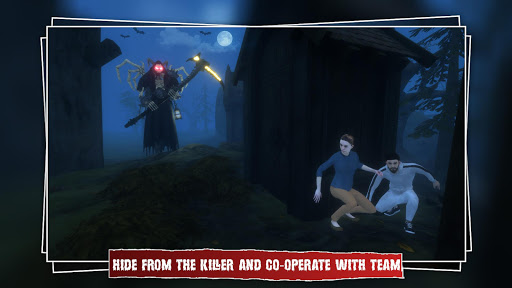 Haunted Fields : Online Survival Horror Escape  screenshots 1