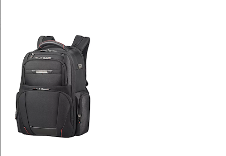 "Samsonite Pro-DLX 5 Laptop Backpack 15,6"""