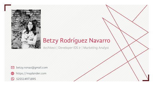 BusinessCard of Arq.