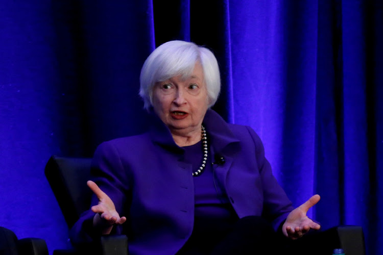 U.S.'s Treasury's Janet Yellen is advocating for the world to have minimum corporate tax.