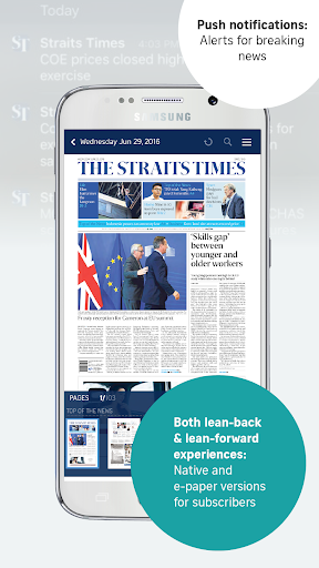 The Straits Times for Smartphone 7.2.3 Screenshots 4