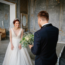 Wedding photographer Andrey Vasiliskov (dron285). Photo of 21.08.2017