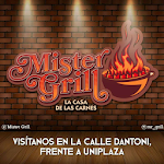 Mister Grill Icon