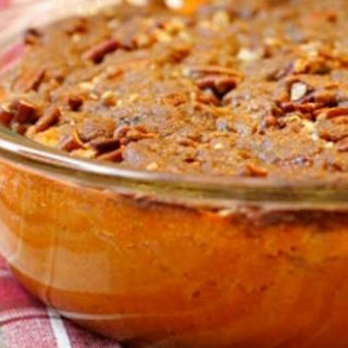 The Not So Sweet Potato Casserole
