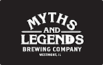 Logo for Myths And Legends Brewing Company