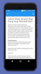 Bacaan Sholat Mayit - náhled