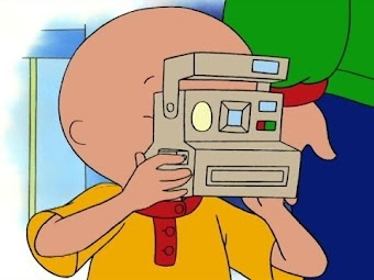Say Cheese/Finders Keepers/A Frog in Caillou's Throat/Caillou the Great