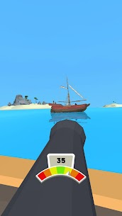 Pirate Attack MOD APK 0.2.3 [Free Shopping + No Ads] 1