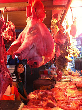Photo: Meat Market Stand
