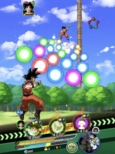 DRAGON BALL Z DOKKAN BATTLE screenshot 24