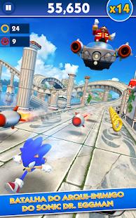 Sonic Dash - screenshot thumbnail