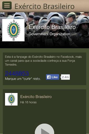 Exército Brasileiro screenshot 4