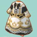 ロイヤルイースターなドレス(モノトーン)