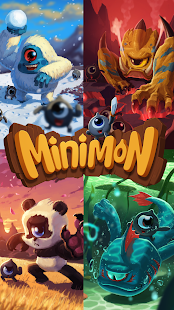 Minimon: Adventure of Minions - náhled