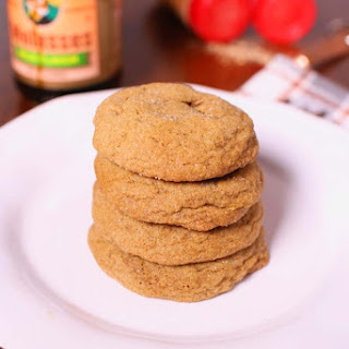 Small Batch Soft and Chewy Gingersnaps
