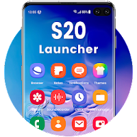 Launcher for Galaxy S20 - Pie Launcher 2020