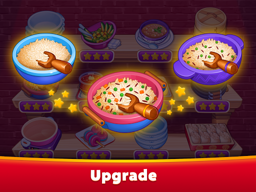 Asian Cooking Star: Crazy Restaurant Cooking Games apkpoly screenshots 9