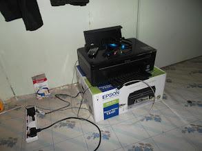 Photo: Pencetak kedua yang aku beli, juga jenama Epson..