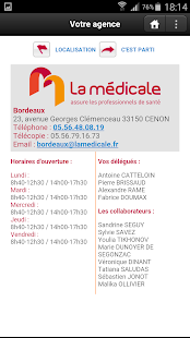 La Médicale- screenshot thumbnail