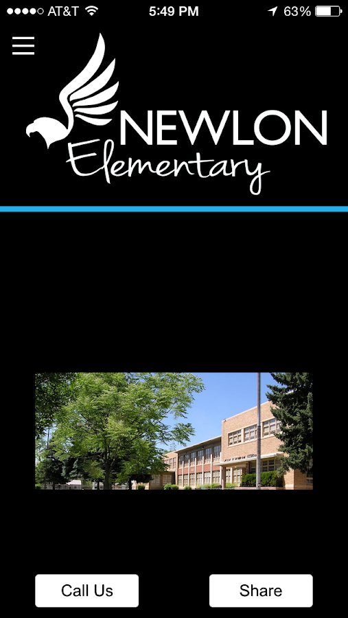Newlon Elementary- screenshot