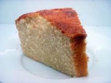 Cold Oven 1800's Pound Cake