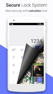 VaultDroid - Calculator Vault app (apk) free download for