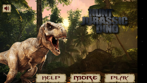 Hunt Jurassic Dino