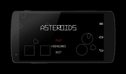 Asteroids FREE